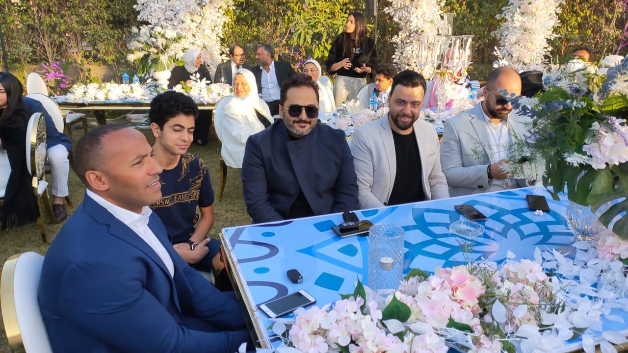 حفل زفاف المنشد مصطفي عاطف (3)