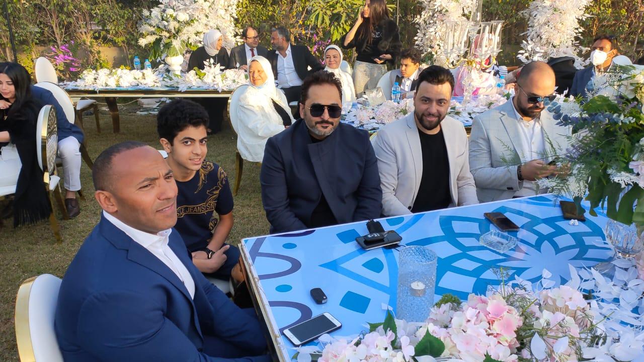 حفل زفاف المنشد مصطفي عاطف (1)