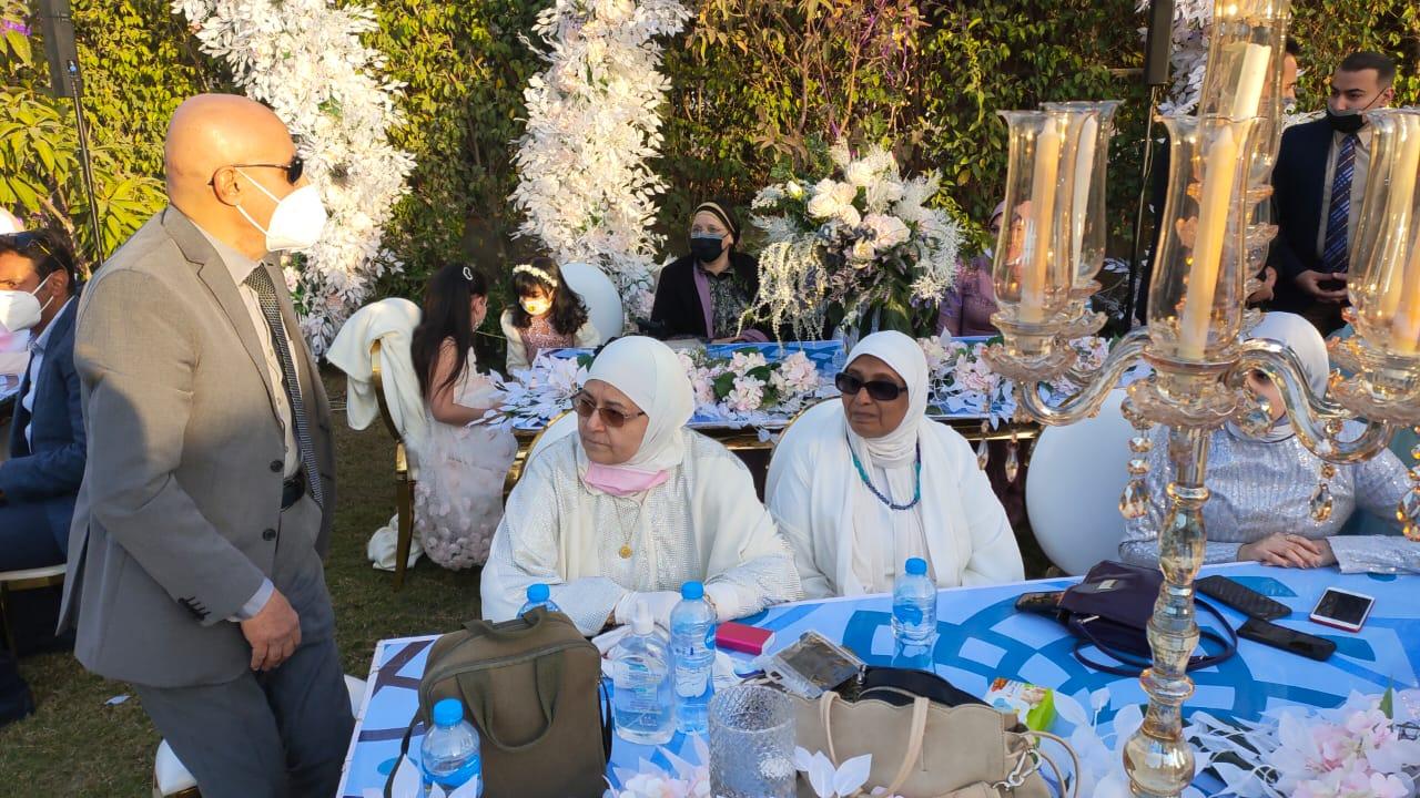 حفل زفاف المنشد مصطفي عاطف (2)