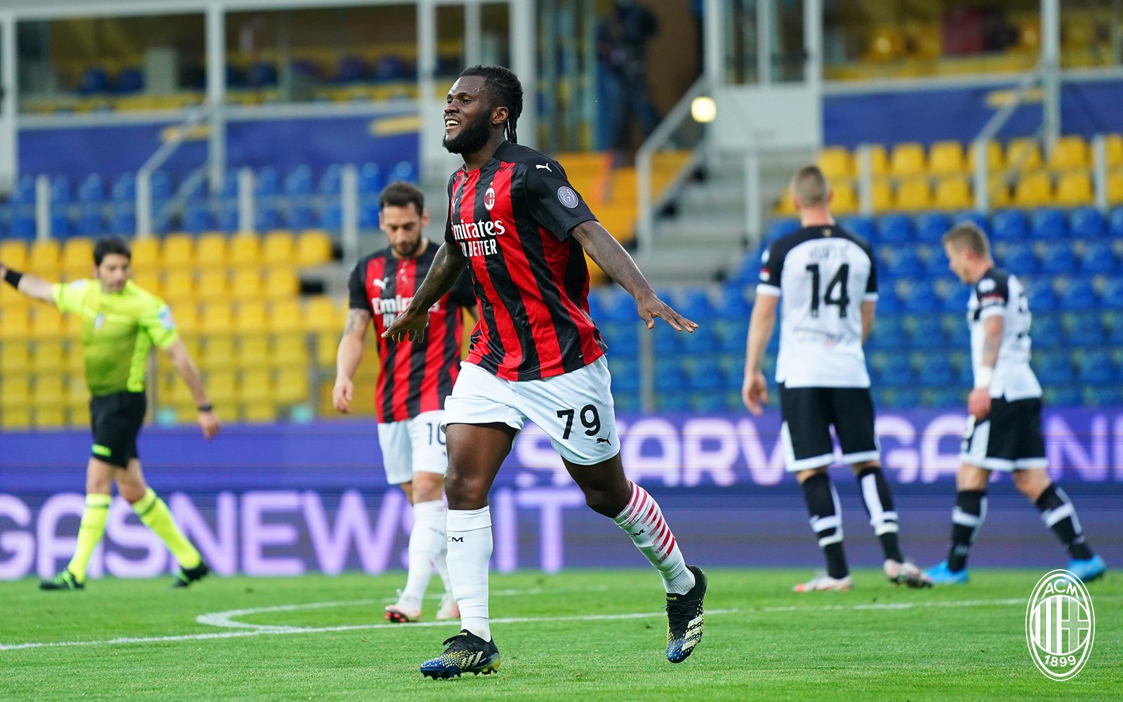 بارما ضد ميلان (2)