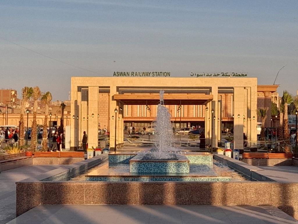 ميدان محطة السكة الحديد