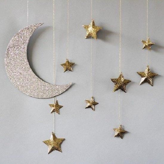 ديكورات رمضان من الورق والفوم (4)