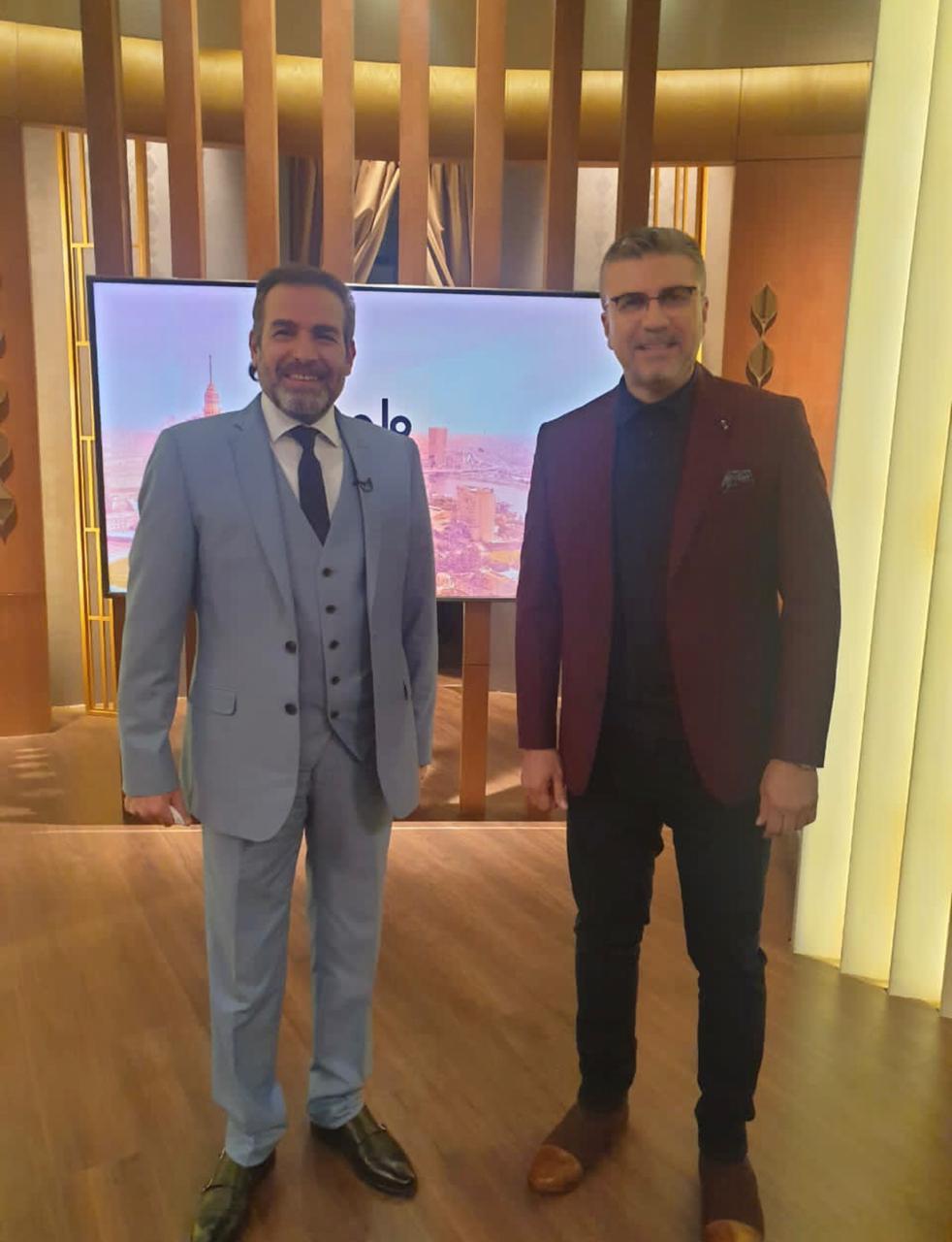عمرو الليثى وأحمد عبدالعزيز