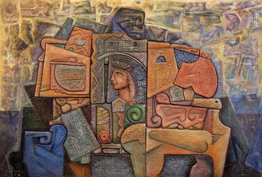 عمل فنى لـ أحمد شيحا