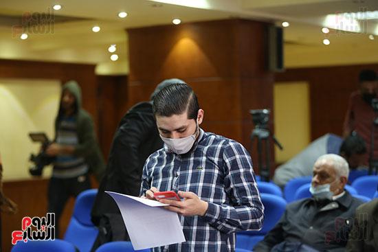 وزير التعليم العالى  الدكتور محمود صقر رئيس أكاديمية البحث العلمى  (11)