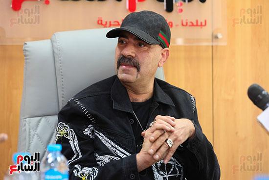 الفنان محمد سعد (2)