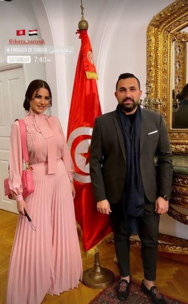 درة وهاني سعد