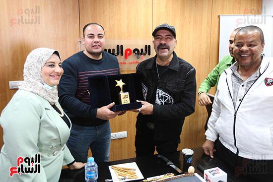 محمد سعد بندوة اليوم السابع (2)