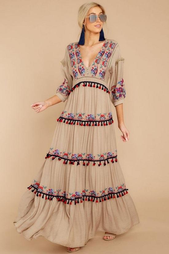 أزياء رمضانية تصلح للمحجبات وغير المحجبات  (63)
