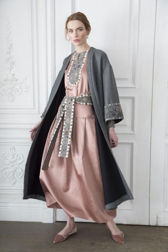 أزياء رمضانية تصلح للمحجبات وغير المحجبات  (23)