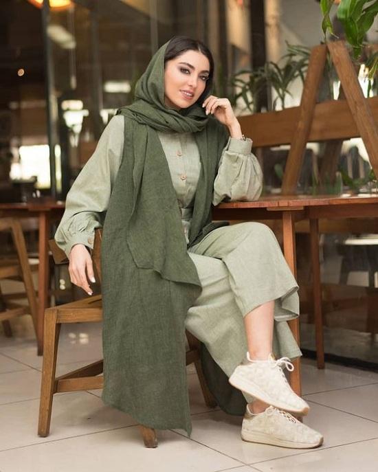 أزياء رمضانية تصلح للمحجبات وغير المحجبات  (49)