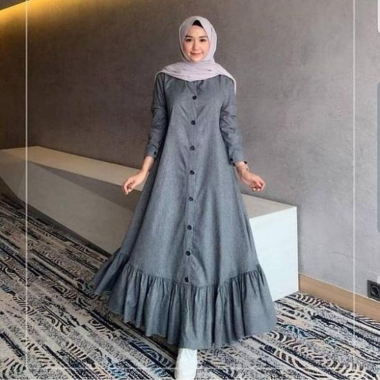 أزياء رمضانية تصلح للمحجبات وغير المحجبات  (38)