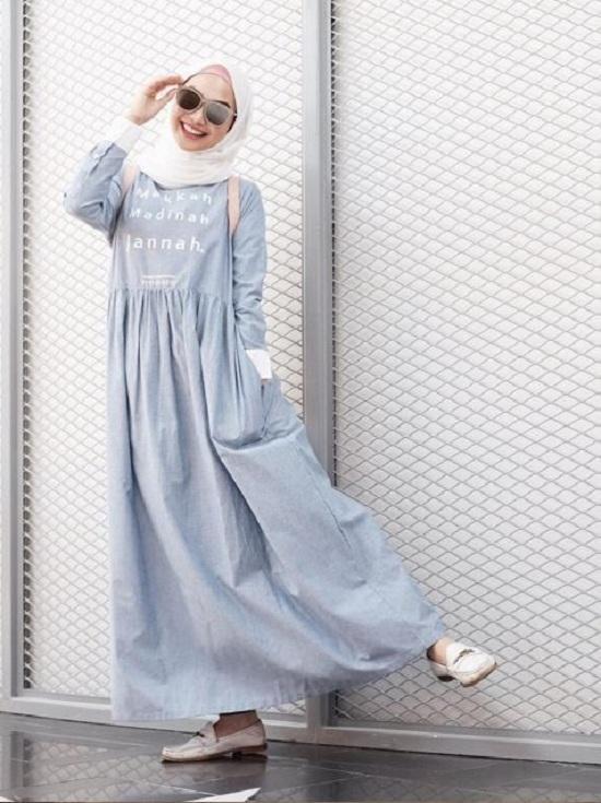 أزياء رمضانية تصلح للمحجبات وغير المحجبات  (39)