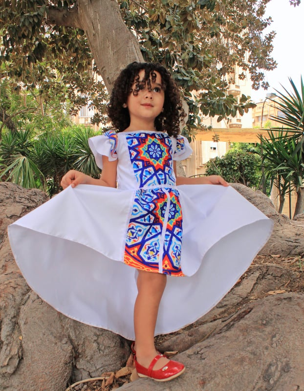 فستان لشهر رمضان