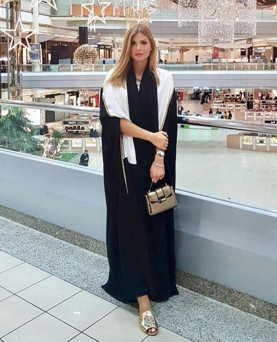 أزياء رمضانية تصلح للمحجبات وغير المحجبات  (56)