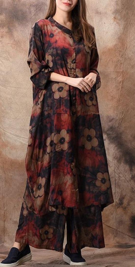 أزياء رمضانية تصلح للمحجبات وغير المحجبات  (34)