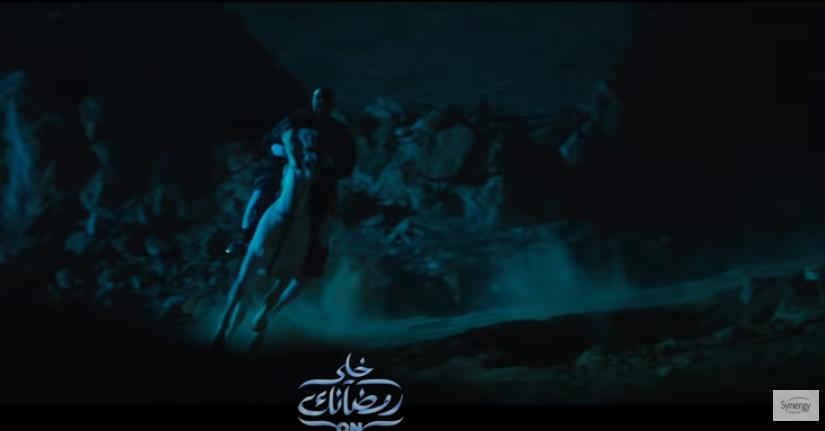 احمد السقا ضمن برومو مسلسل نسل الأغراب