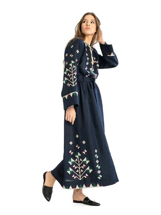 أزياء رمضانية تصلح للمحجبات وغير المحجبات  (26)