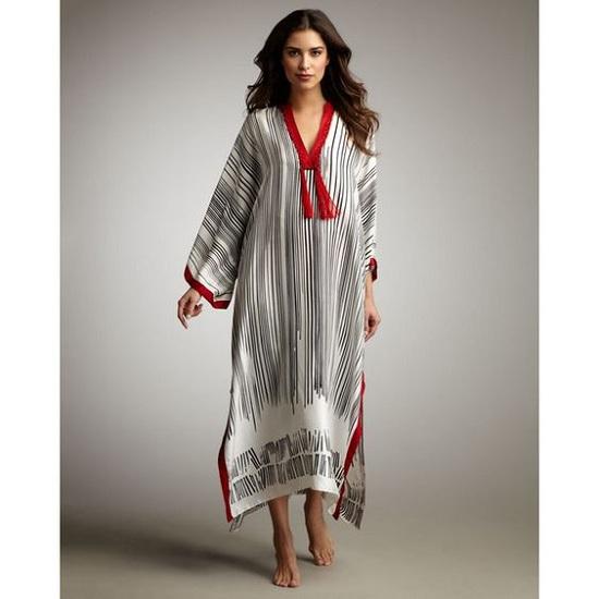 أزياء رمضانية تصلح للمحجبات وغير المحجبات  (32)