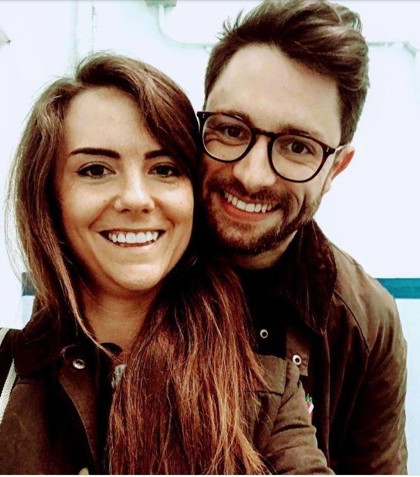 جابريلا وزوجها