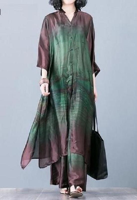أزياء رمضانية تصلح للمحجبات وغير المحجبات  (35)