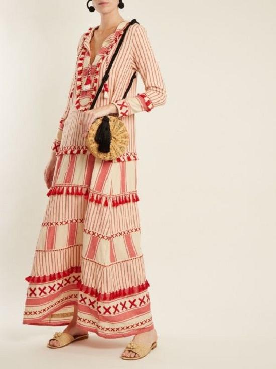 أزياء رمضانية تصلح للمحجبات وغير المحجبات  (57)