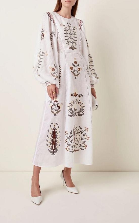 أزياء رمضانية تصلح للمحجبات وغير المحجبات  (27)