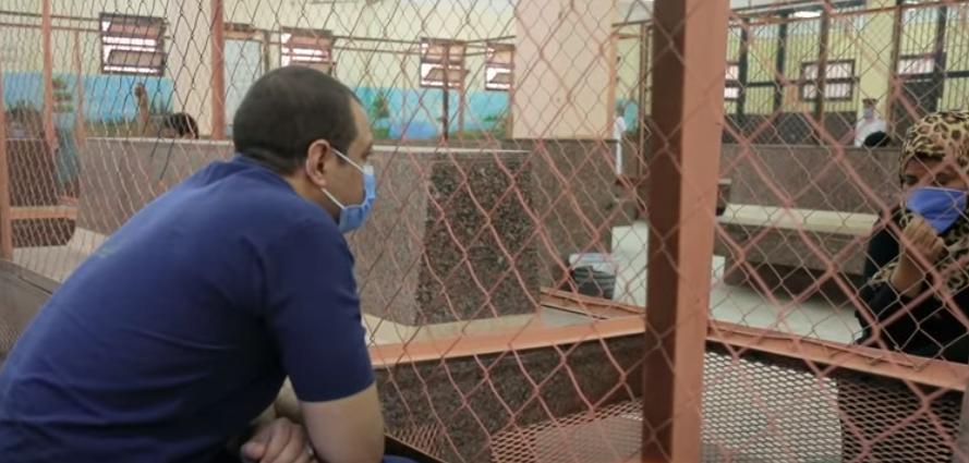 زيارات السجناء