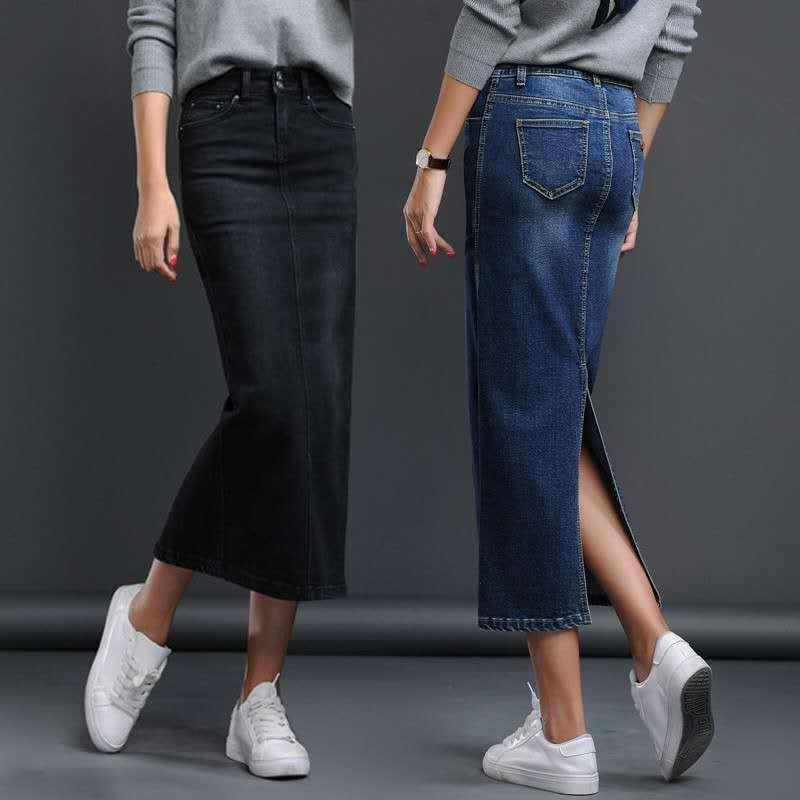 جيب طويلة ضيقة