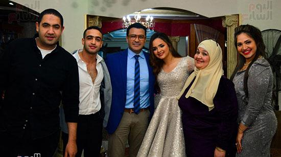 محمد-رجب-من-حفل-الخطوبة-(2)