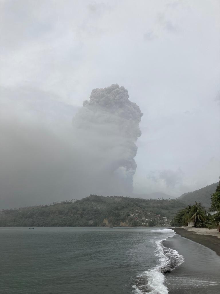 بركان سان فينيست