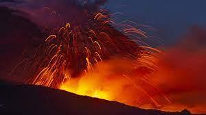 بركان ايتنا