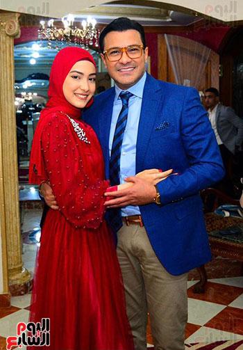 محمد-رجب-من-حفل-الخطوبة