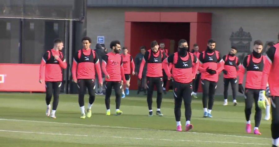 تدريبات ليفربول (1)