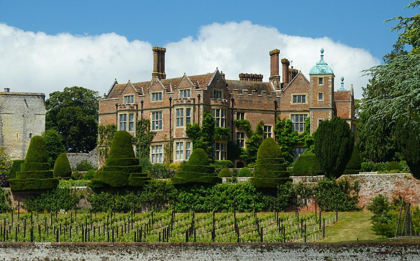 صورة للقلعة