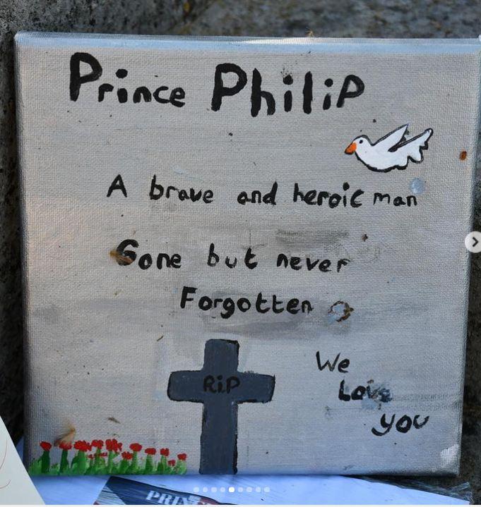 رسالة للامير فيليب