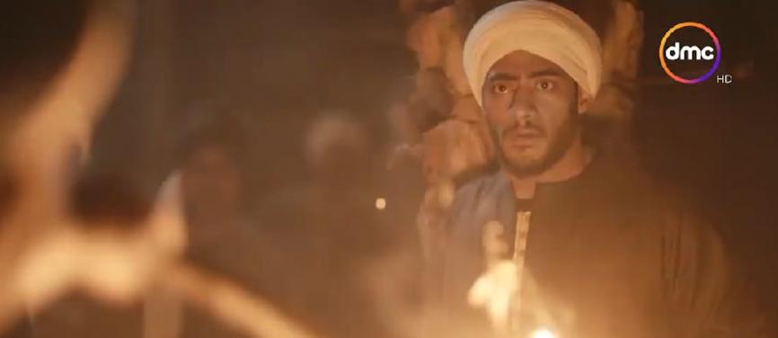 محمد رمضان بمسلسل موسى