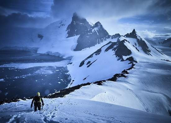 رحلة استكشافية إلى القارة القطبية الجنوبية