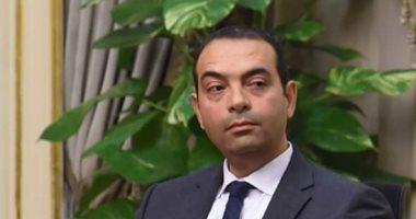 أيمن سليمان الرئيس التنفيذي لصندوق مصر السيادي