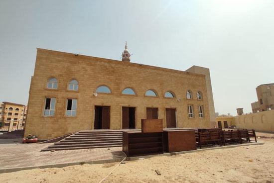 مسجد الواحد الأحد بالعبور