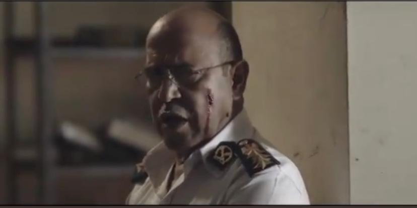 الفنان اشرف عبد الباقي فى الحلقة الخامسة