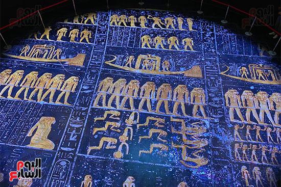 المومياوات الملكية متاحة لاستقبال الزوار بالمتحف القومى للحضارة (31)
