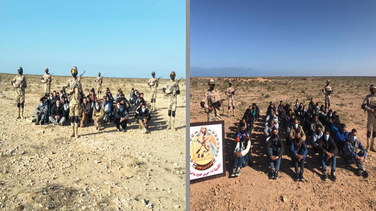 قوات حرس الحدود تضبط 125 ألف طلقة وتدمر 5 أنفاق خلال شهر  (6)