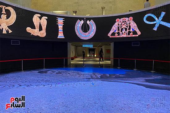 المومياوات الملكية متاحة لاستقبال الزوار بالمتحف القومى للحضارة (22)
