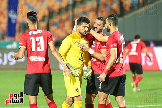 على لطفى يتصدى لركلة جزاء محمود علاء (4)