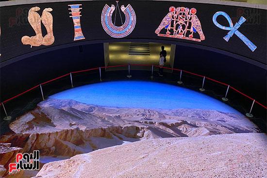 المومياوات الملكية متاحة لاستقبال الزوار بالمتحف القومى للحضارة (29)