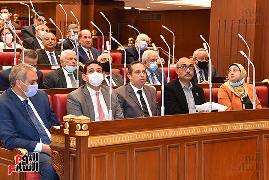 جلسة مجلس الشيوخ اليوم (7)