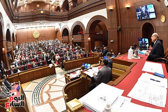 جلسة مجلس الشيوخ اليوم (5)
