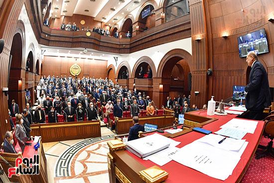 جلسة مجلس الشيوخ اليوم (2)
