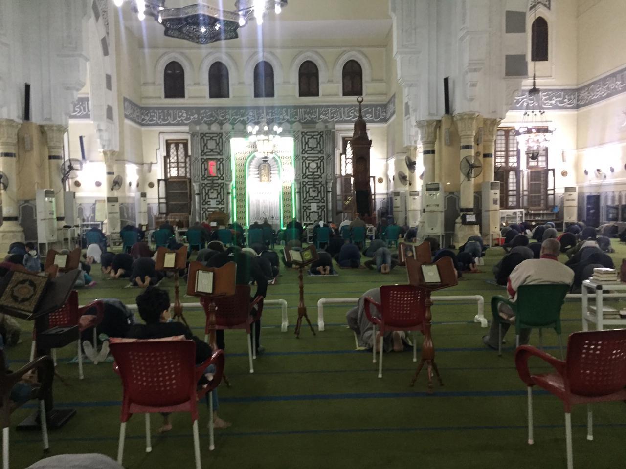مساجد الإسماعيلية (3)
